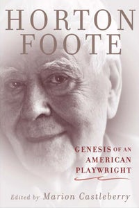 Genesis of an American Playwright