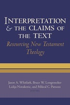 Interpretation and the Claims of the Text