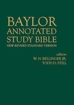 Baylor Annotated Study Bible