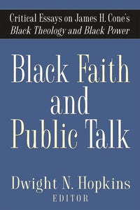 Black Faith and Public Talk