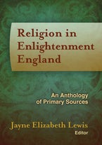 Religion in Enlightenment England