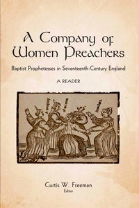 A Company of Women Preachers
