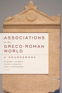 Associations in the Greco-Roman World