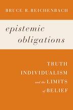 Epistemic Obligations