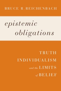 Epistemic Obligations