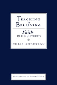 Teaching as Believing